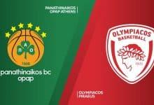 προγνωστικα στοιχηματος/παναθηναϊκος vs ολυμπιακος 6 12 2019 euroleague