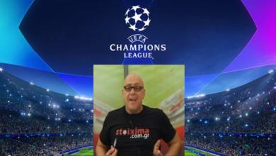 Photo of Ραπτόπουλος – Προγνωστικά Champions League – Τετάρτη 2/10/2019
