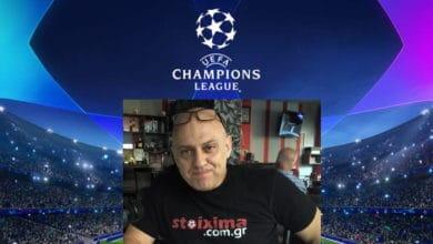 Photo of Ραπτόπουλος – Προγνωστικά 05 & 06/11/2019 – Champions League