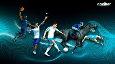 Photo of Virtual Sports από τη Novibet με συναρπαστική προσφορά* ημέρας!