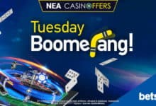 Photo of Tuesday boomerang στo betshop.gr! Τρίτη 19 Ιανουαρίου